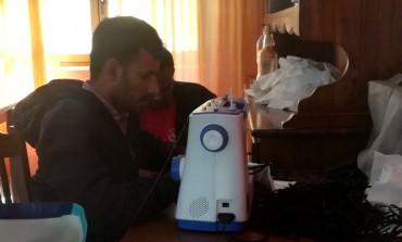 Coronavirus Alfedena, mascherine gratis per tutti: residenti e migranti uniti nella solidarietà