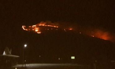 Agnone, Incendio in contrada Sant'Onofrio