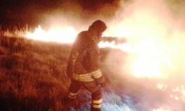 Incendio colposo a Monteroduni, i Carabinieri Forestali denunciano due persone