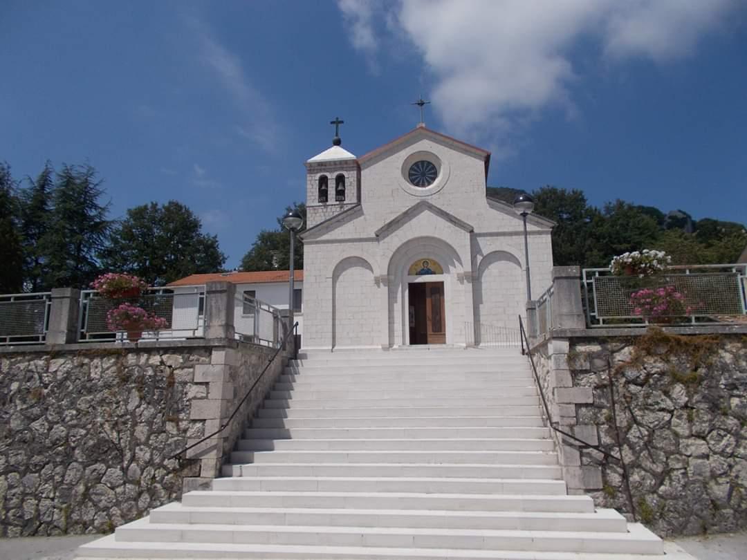 Chiesa Villa San Michele