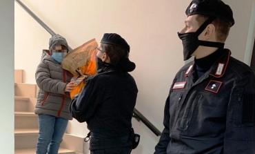 Agnone, carabinieri angeli di solidarietà