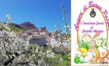 Uova di Pasqua per tutti i bambini di Civitella Alfedena