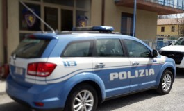 Castel di Sangro, controlli Polstrada: denuncia e sanzione di 6500 euro all'autista ed al proprietario di un furgone