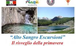 'Alto Sangro Escursioni', ecco il cartellone del trekking di primavera: si comincia sabato 9 maggio