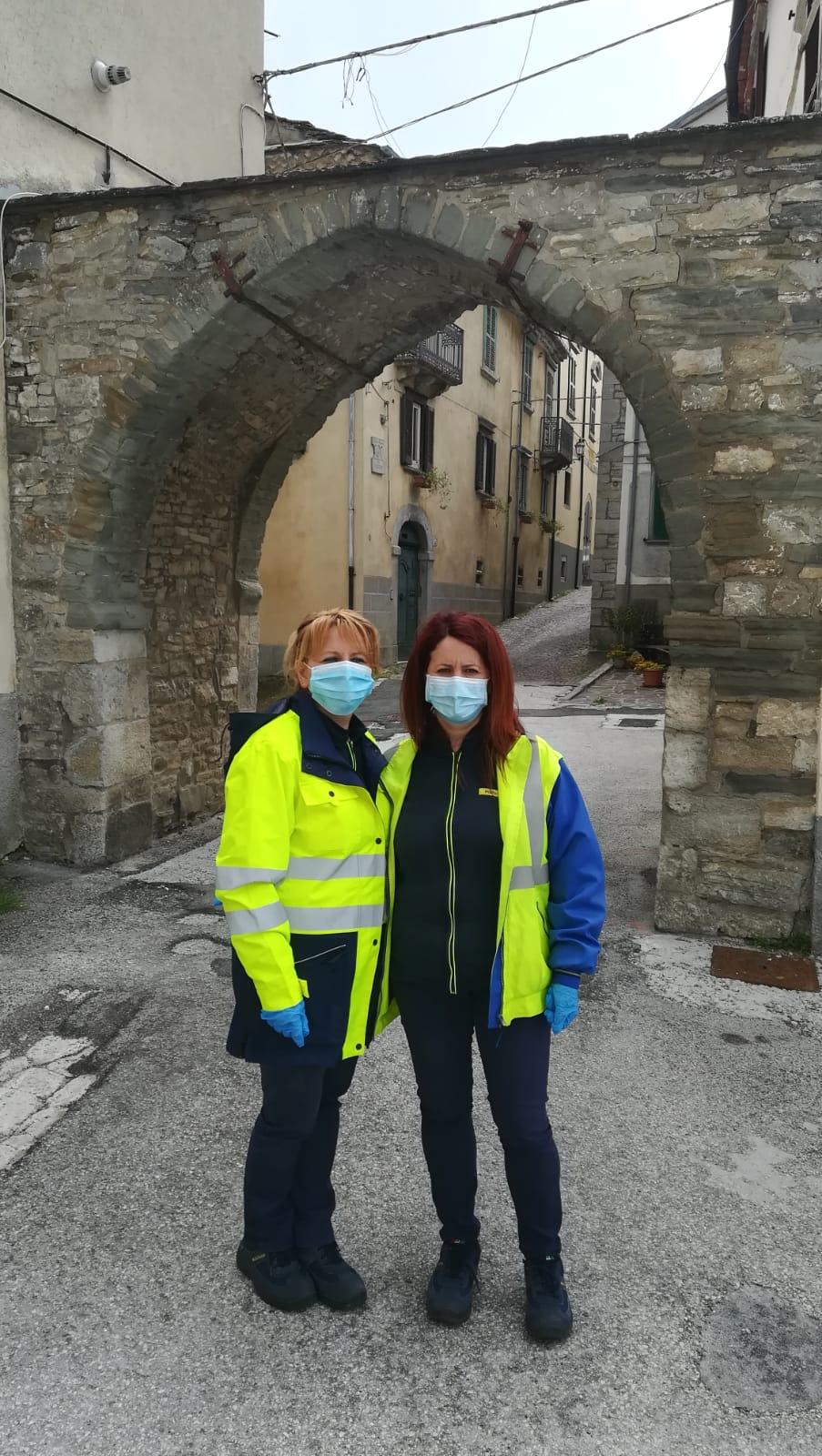 Due portalettere in servizio ad Agnone