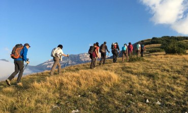 """Il Parco Nazionale della Majella pronto ad ospitare il """"Sentiero dei Parchi"""""""