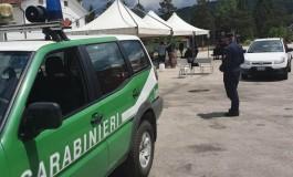 Castel di Sangro, autolavaggio non a norma di sicurezza: intervengono carabinieri forestali e Asl
