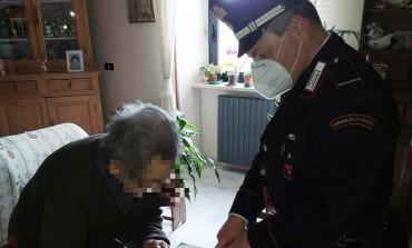Alto Molise, i carabinieri in aiuto degli anziani