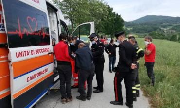 Ritrovato dai soccorritori l'86enne disperso a Pietrabbondante