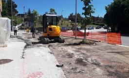 Riprendono i lavori pubblici ad Agnone
