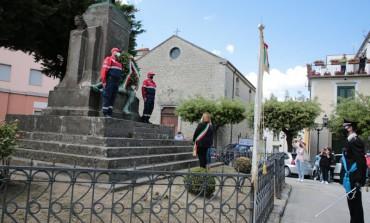 Agnone, cerimonia solenne per la festa della Repubblica. Intervista alla commissaria prefettizia Ferri
