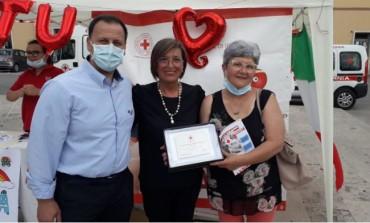 Isernia, incessante attività dei volontari della Croce Rossa Italiana sul territorio