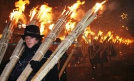 Agnone, venti Ndocce per la tradizione del 24 dicembre: azzerata quella dell'Immacolata
