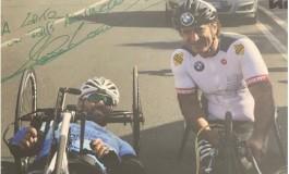 Incidente Alex Zanardi, intervista al paraciclista Loreto di Loreto