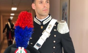 Auguri al Maresciallo Emanuele Labanca, oggi il giuramento a Firenze