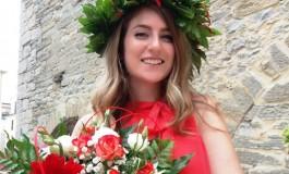 Laurea, auguri alla neo dottoressa Francesca Amicarelli