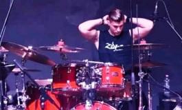 L'agnonese Nico Sboro e i Kom al Sanremo Rock
