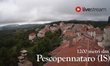 Pescopennataro installa webcam ad alta definizione in streaming