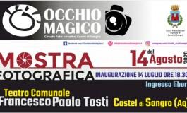 """Mostra del circolo fotoricreativo """"Occhio Magico"""" a Castel di Sangro"""