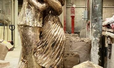 Il Bacio dei Marinelli sbarca a Civitavecchia