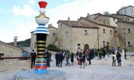 Castel del Giudice, La Fanciulla del Borgo impreziosisce l'albergo diffuso Borgotufi