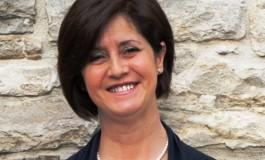 Linda Marcovecchio ringrazia tutti  e ricorda l'importanza del centro HUB per l'efficientamento energetico