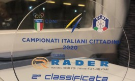 Michelle Valentini Campionessa Italiana CIT, il regalo di Natale per lo Sci Club Aremogna