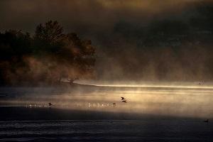 B3 - 3 Premio Paesaggio -Mercurio--Antonio-All'alba