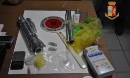 Polizia di Stato Isernia: Arrestato in flagranza per detenzione di stupefacenti