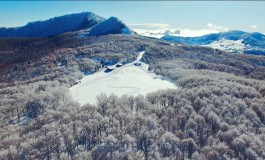Sciare a Capracotta,  terminati i lavori a Monte Capraro