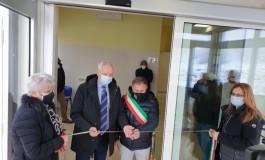 Pre-Triage a Castel di Sangro, inaugurato il nuovo reparto esterno dell'Ospedale
