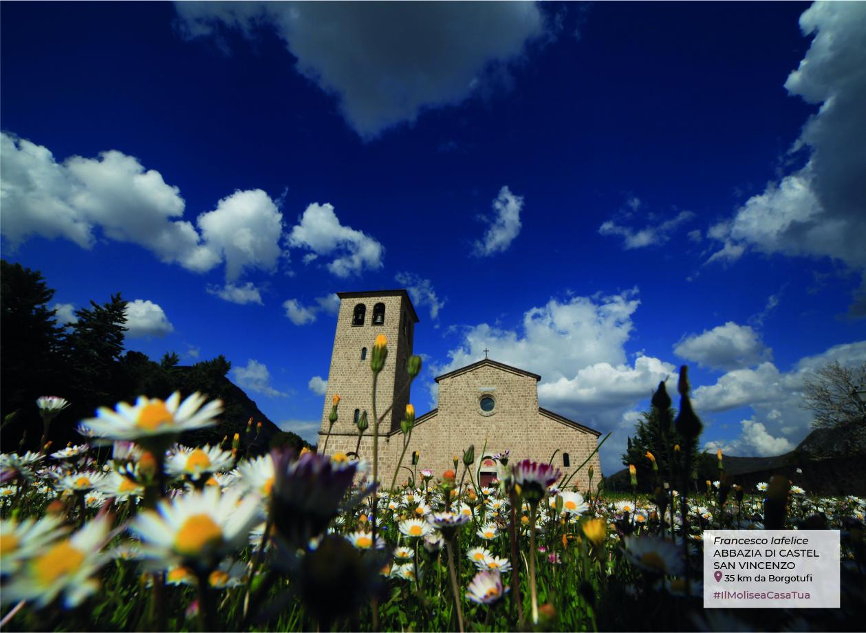 abbazia san vincenzo