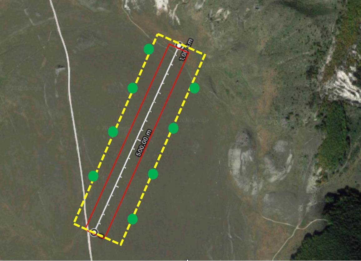 carabina lunga distanza 1000 metri