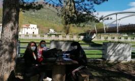 """Istituto Patini - Liberatore di Castel di Sangro attiva il progetto """"scuola all'aperto"""""""
