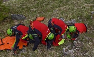 Corpo Nazionale Soccorso Alpino e Speleologico, giornate di formazione in Alto Molise
