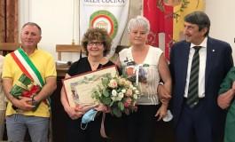 """Premio Dino Villani, il mostacciolo """"Dolci Tradizioni"""" di Laura Fioravanti conquista il premio d'eccellenza"""