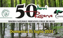 """Civitella Alfedena, la Riserva Naturale Orientata """"Colle di Licco"""" compie 50 anni"""