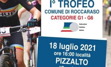 Cross Country a Roccaraso, i giovanissimi atleti della MTB si sfidano a Pizzalto