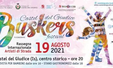 Buskers Festival Castel del Giudice, gli artisti di strada come veicolo di promozione del territorio