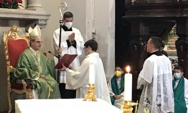 """Francesco Romito si avvia al sacerdozio, ha detto """"Si lo voglio"""" alla Divina Chiamata"""