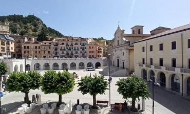 Arie note della tradizione operistica, Castel di Sangro 7 agosto a Piazza Plebiscito