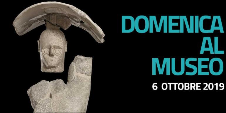 Ingresso free il 6 ottobre per la 'domenica al museo'