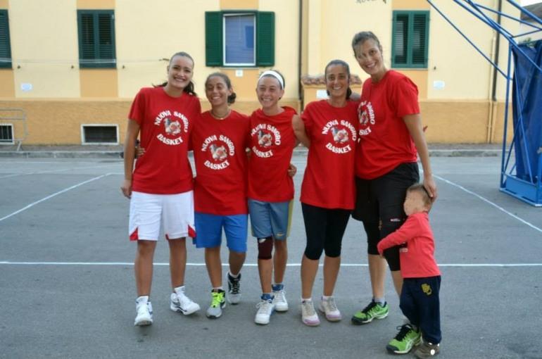 "Nuova Sangro Basket consacra il successo dei tornei di ""Street Basket"" a Castel di Sangro."