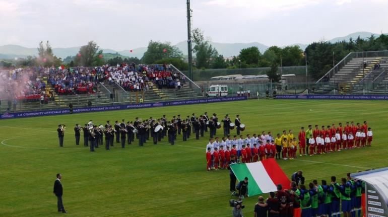 Castel di Sangro, ha vinto lo sport nella giornata del grande calcio