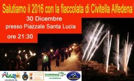 Fiaccolata di fine anno a Civitella Alfedena: 30 dicembre