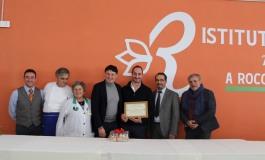 Giovanni Sinesi, miglior sommelier d'Abruzzo e Molise torna all'Alberghiero di Roccaraso