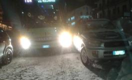 Auto in diveto di sosta: consigliere comunale paralizza il traffico a Roccaraso