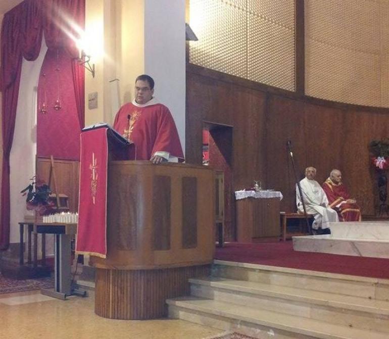 Roccaraso, Don Domenico Franceschelli è il nuovo parrocco di Santa Maria Assunta.