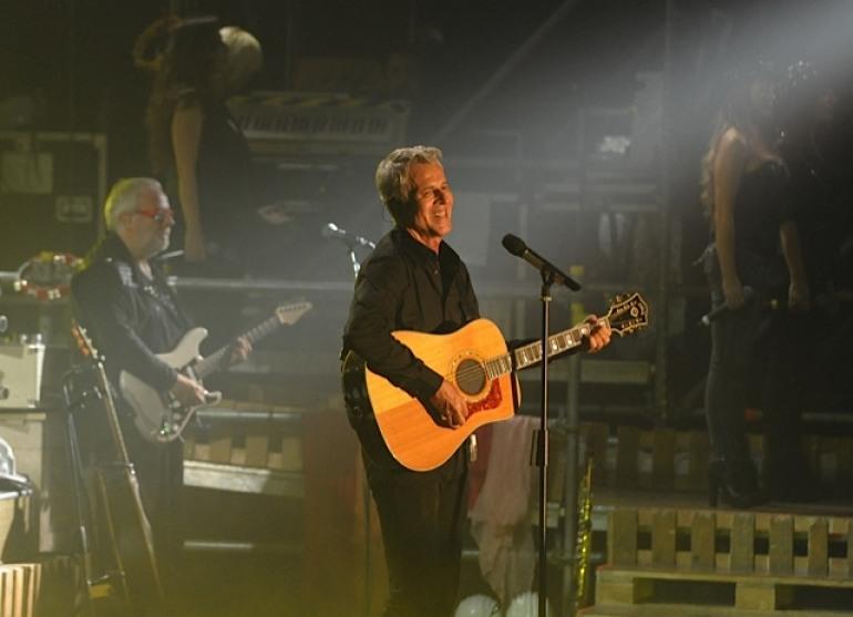 """Baglioni incanta Roccaraso nella data zero di """"ConVoi Re-tour"""""""