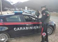 Alto Sangro, controlli a 360 gradi dei Carabinieri di Castel di Sangro